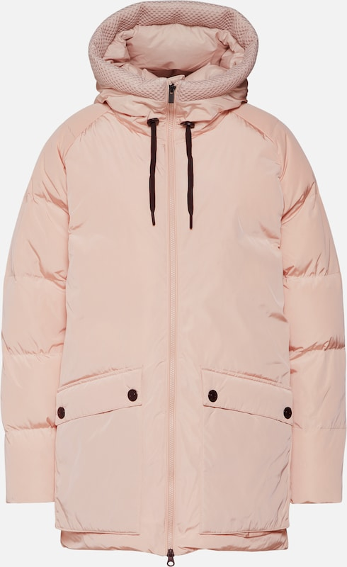 PEAK PERFORMANCE Winterjas 'STELLA J' in de kleur Rosa, Productweergave