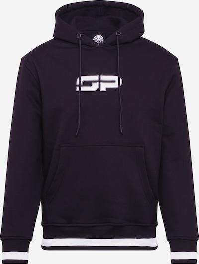 SOUTHPOLE Sweatshirt 'Urban Active' in schwarz / weiß, Produktansicht