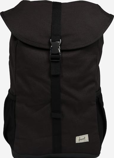 Forvert Rucksack 'Clark' in schwarz, Produktansicht