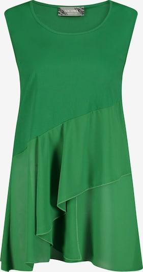 Nicowa Blusentop 'WERIDA' in grün, Produktansicht