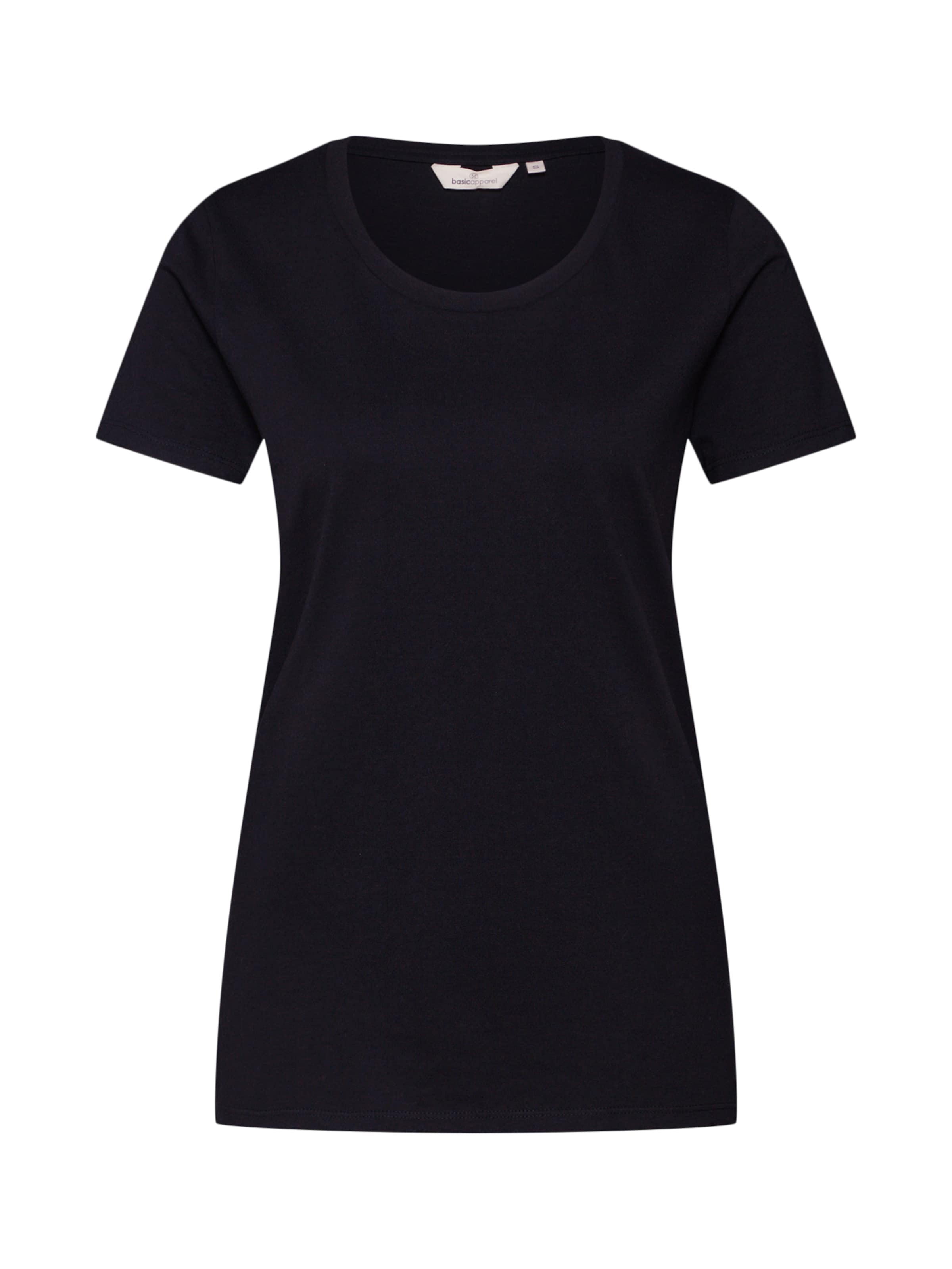 'rebekka' Noir Apparel T En Basic shirt qVGSMUzp