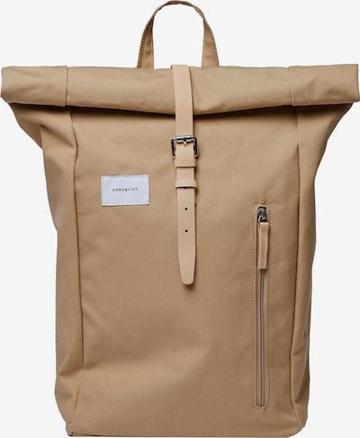 SANDQVIST Backpack 'Dante' in Beige, Item view