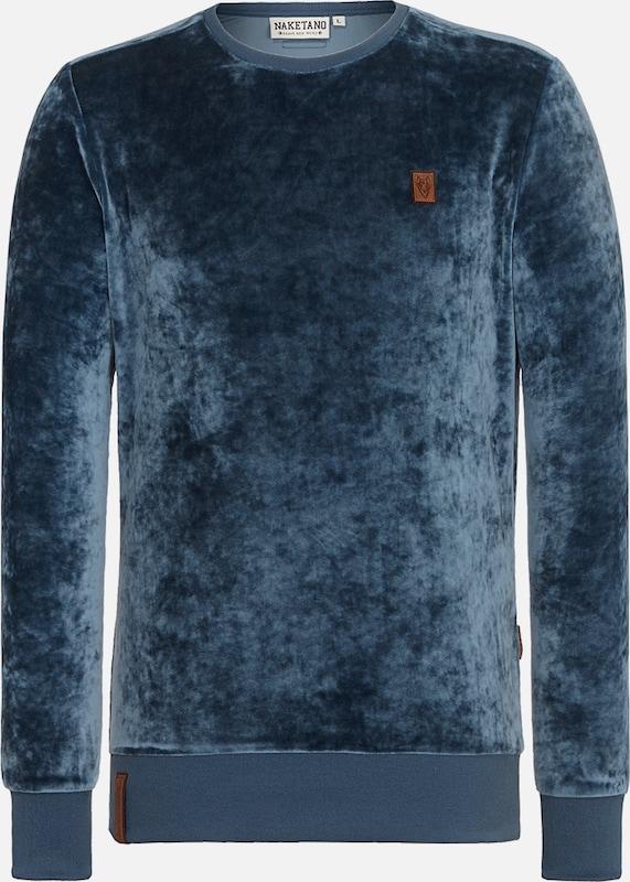 naketano Male Sweatshirt Asgardian Mack II