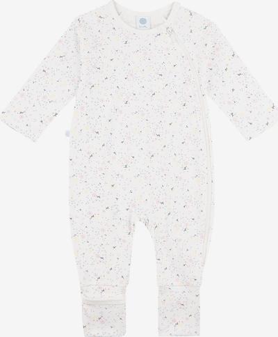 SANETTA Schlafanzug in blau / hellpink / weiß, Produktansicht