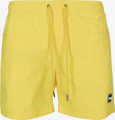 Urban Classics Plavecké šortky - neónovo žltá, Produkt