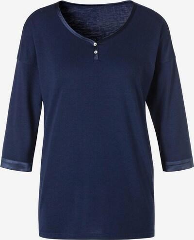 Pižaminiai marškinėliai iš LASCANA , spalva - nakties mėlyna, Prekių apžvalga