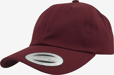 Flexfit Cap in merlot, Produktansicht
