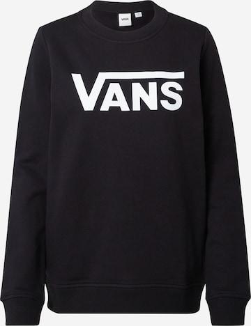 VANS Sweatshirt i svart