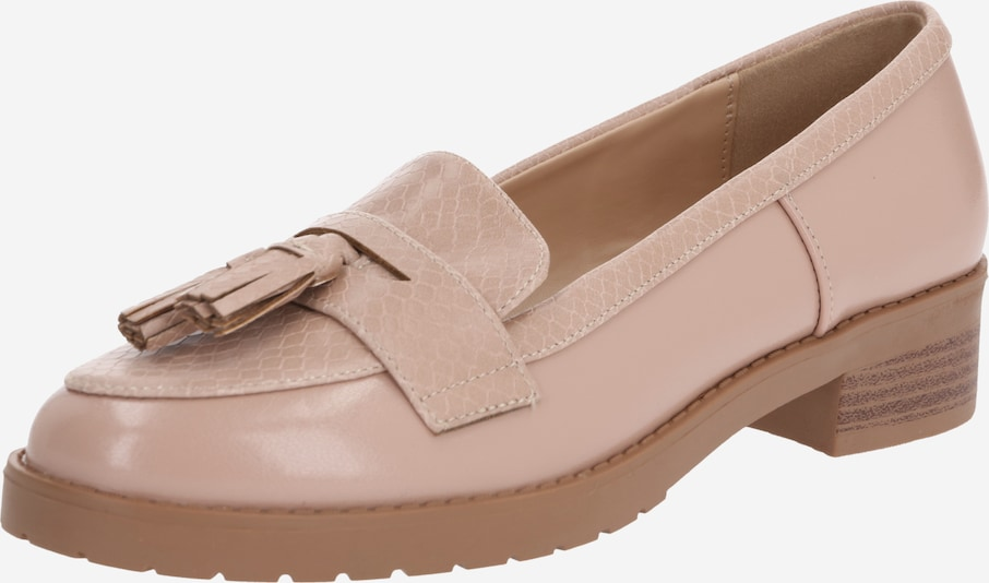Dorothy Perkins Slipper 'LITTY LOAFERS' in rosé, Produktansicht