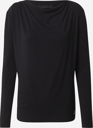 CURARE Yogawear Functional shirt in black, Item view