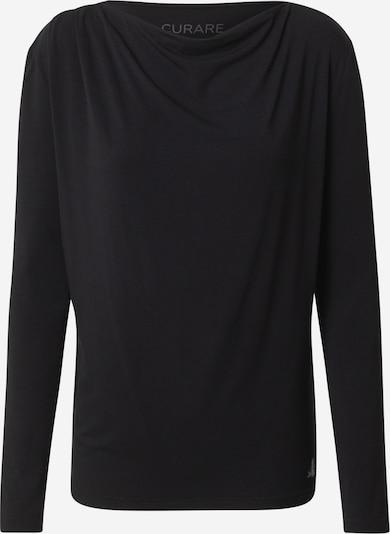 CURARE Yogawear Shirt in schwarz, Produktansicht