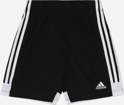 ADIDAS PERFORMANCE Sportshorts 'Tastigo 19' in schwarz / weiß, Produktansicht