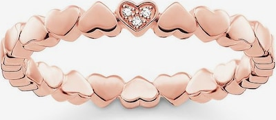 Thomas Sabo Ring 'Herzen' in rosegold, Produktansicht