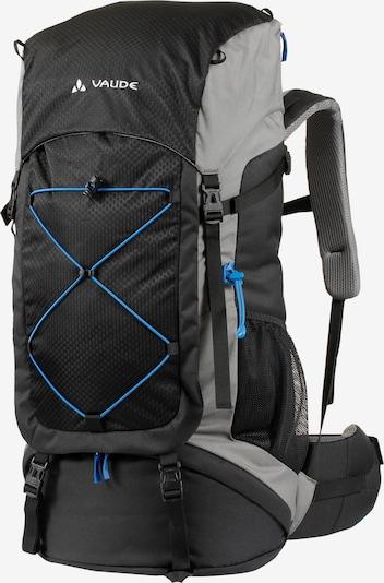 VAUDE Trekkingrucksack 'Khumbu III 65+10' in blau / grau / schwarz, Produktansicht