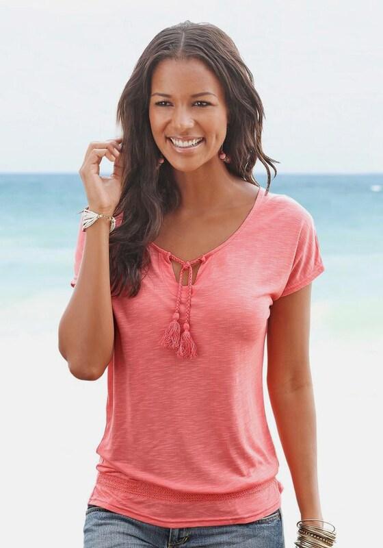BEACH TIME T-Shirts (2 Stück)