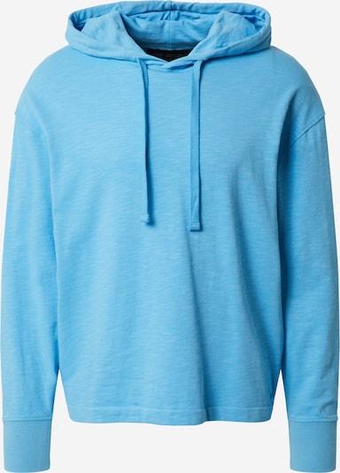 DRYKORN Sweat-shirt 'JAMIE' en bleu: Vue de face