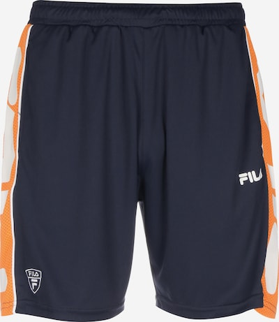 FILA Shorts ' Teritus ' in dunkelblau, Produktansicht