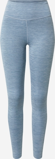 NIKE Pantalon de sport en bleu fumé, Vue avec produit