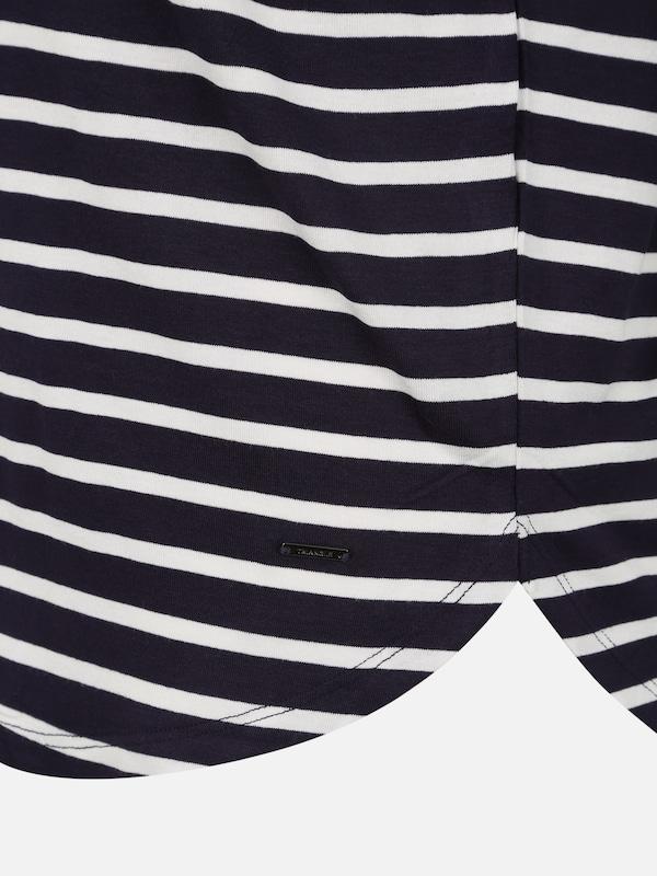 Triangle Bleu shirt En T Marine UMqVzSp