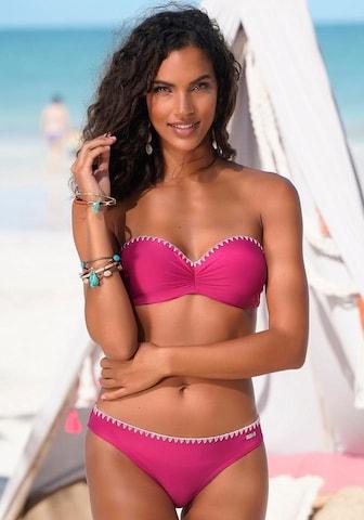 BUFFALOBikini - roza boja