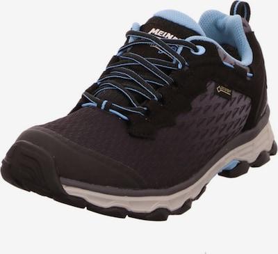 MEINDL Sportschoen in de kleur Lichtblauw / Zwart, Productweergave