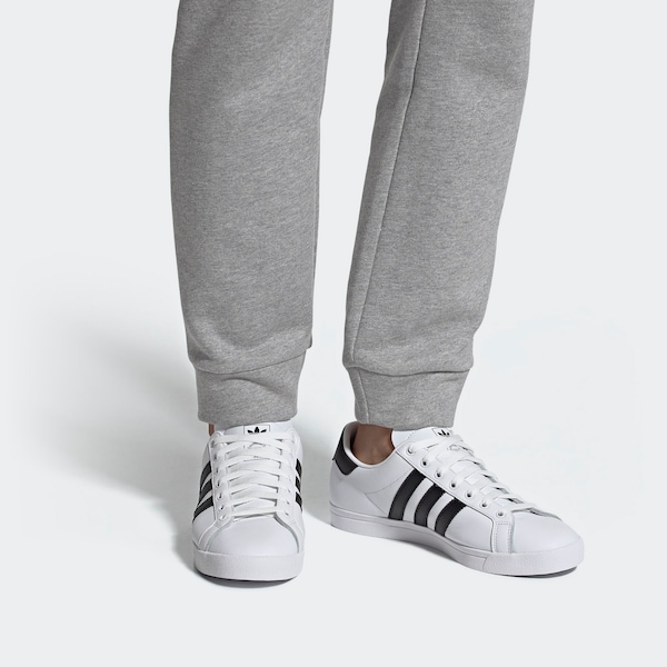 ADIDAS ORIGINALS Sneakers laag 'Coast Star' in Wit | ABOUT YOU