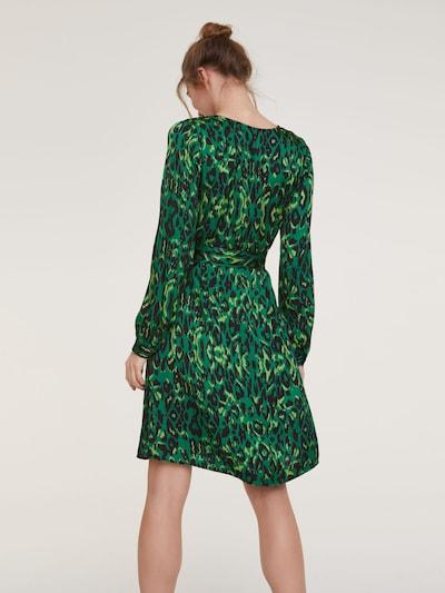 Suknelė 'Timeless' iš heine , spalva - žalia / kivių spalva: Vaizdas iš galinės pusės