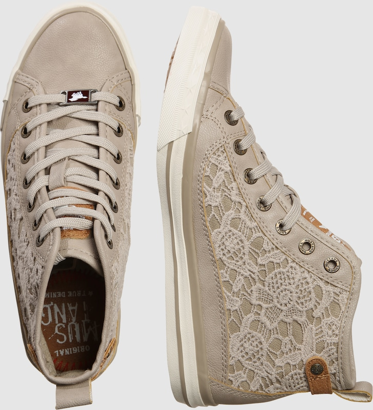 MUSTANG Sneaker 'Macrame'