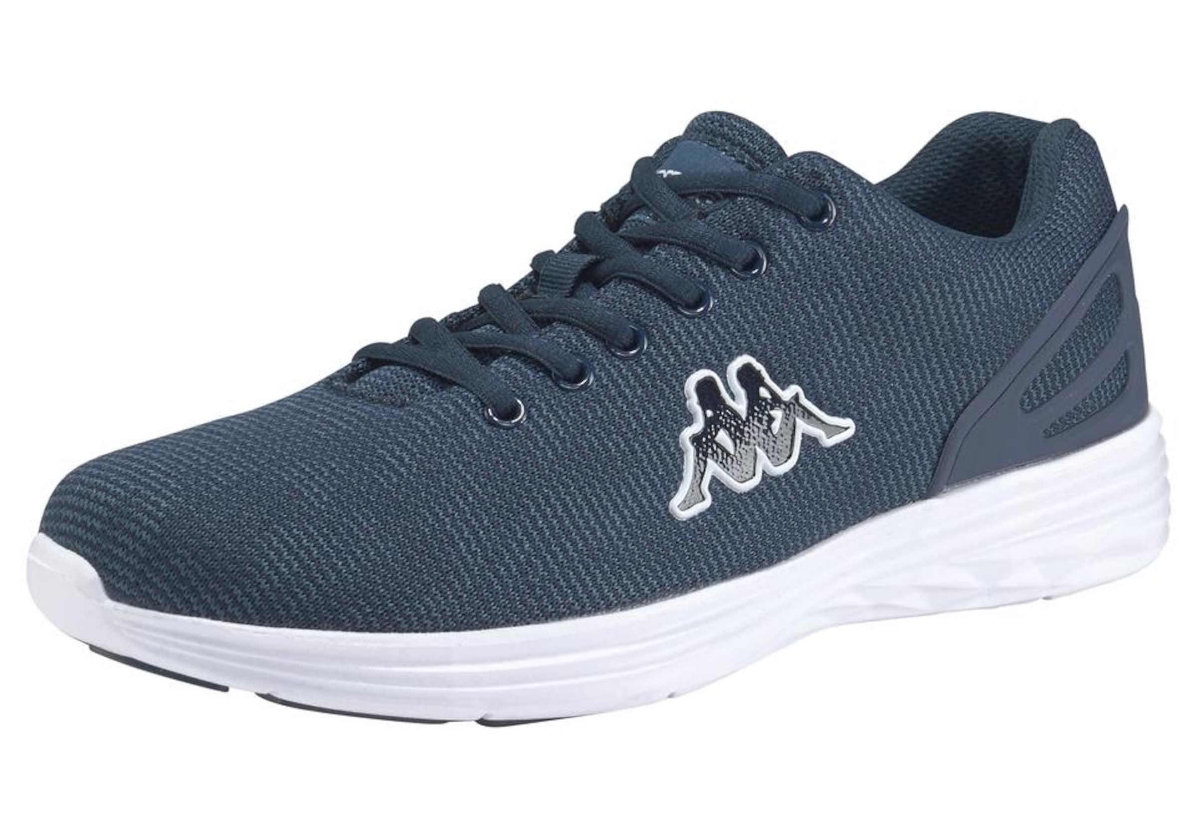 'trust Kappa Navy In Knt' Sneaker lF3cT1KJ
