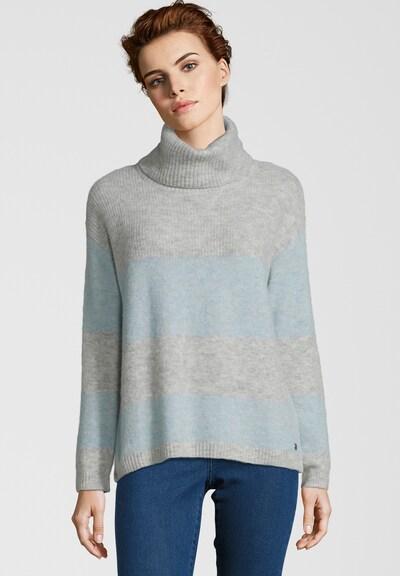 BETTER RICH Pullover 'ROLLNECK STRIPES' in grau, Produktansicht