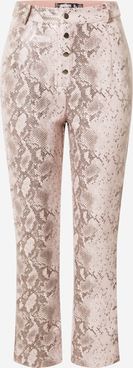 Missguided Hose in pink / schwarz, Produktansicht