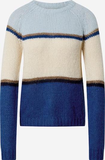 Pulover 'Terrie' ONLY pe bej / albastru, Vizualizare produs