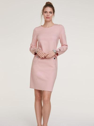 heine Jerseykleid in rosé, Modelansicht