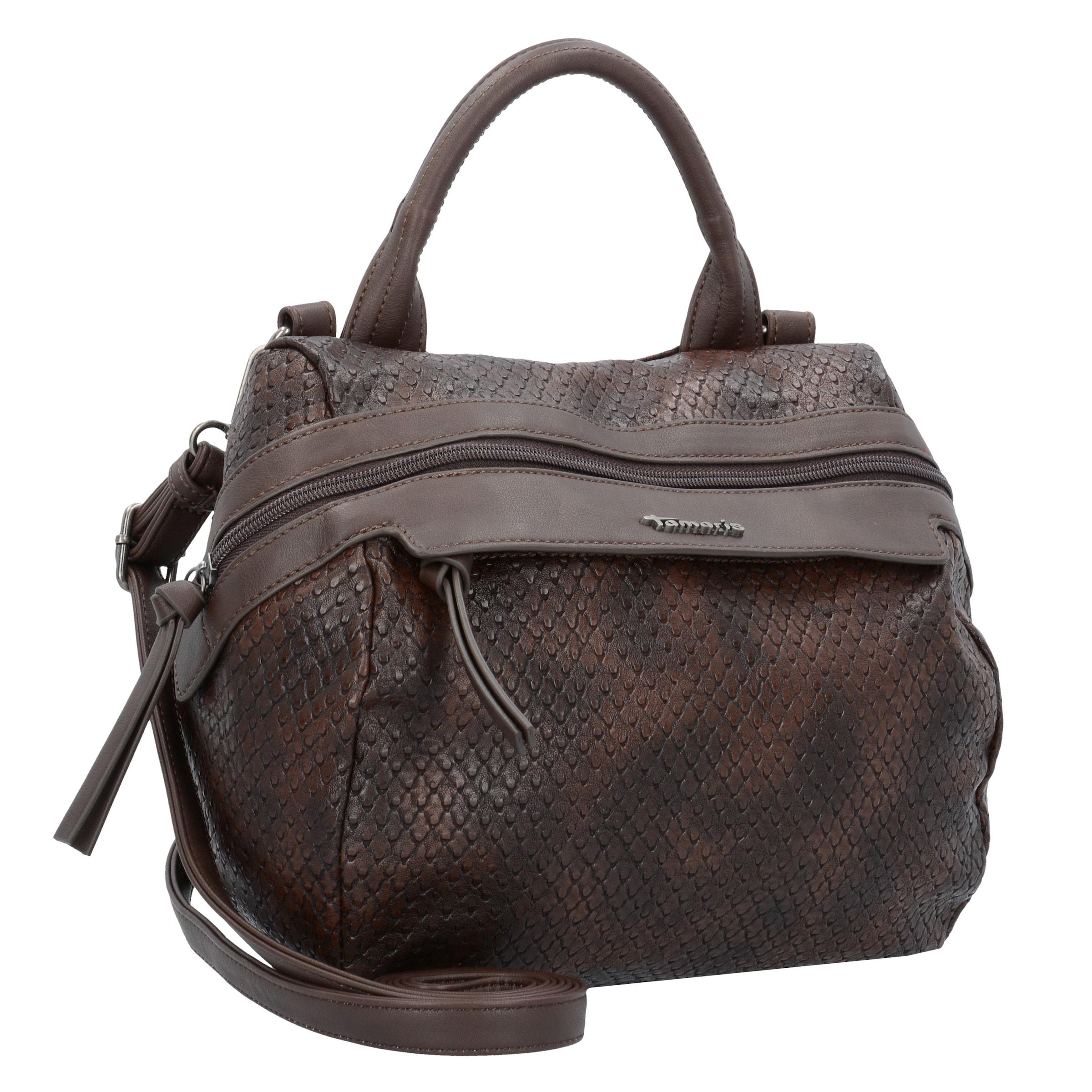 TAMARIS Handtasche 'Ava' Auslass 2018 Neu Wie Viel Billig Verkauf Heißen Verkauf j60NCsCy7
