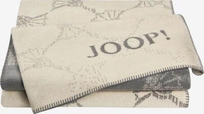 JOOP! Wohndecke 'Cornflower Double' in beige / grau, Produktansicht