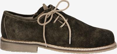 STOCKERPOINT Schuh '1300' in braun, Produktansicht