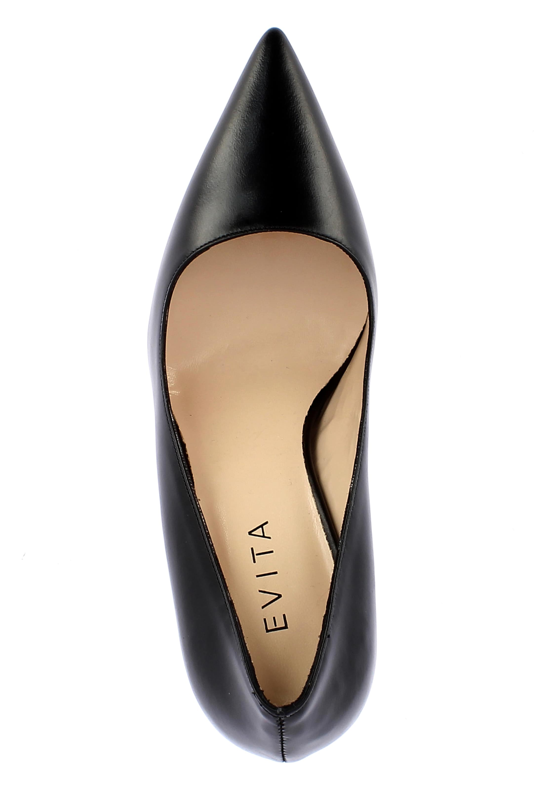 En Evita Escarpins Evita En Escarpins Noir Noir E9HD2WI