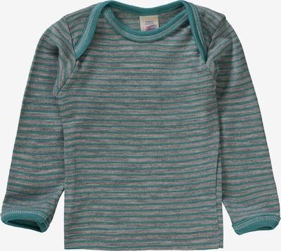 ENGEL Unterhemd in pastellblau / grau, Produktansicht