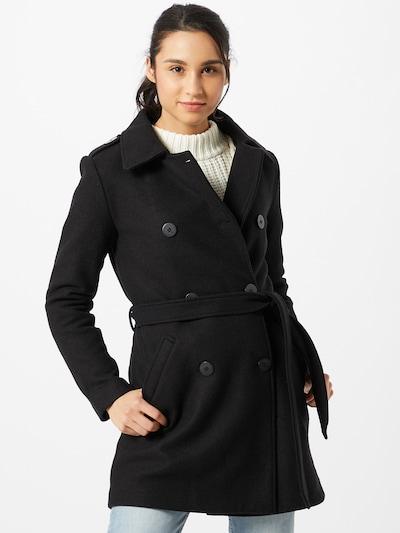 ONLY Mantel 'Sansa' in schwarz, Modelansicht