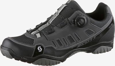 SCOTT Fahrradschuhe 'Sport Curs-R Boa' in dunkelgrau / schwarz, Produktansicht
