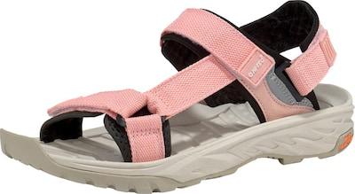 HI-TEC Outdoorsandale in grau / rosa, Produktansicht