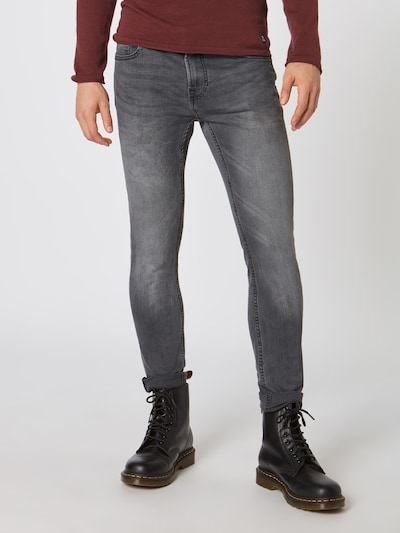Only & Sons Jeans 'onsWARP GREY DCC 2051 NOOS' i grey denim, Modelvisning