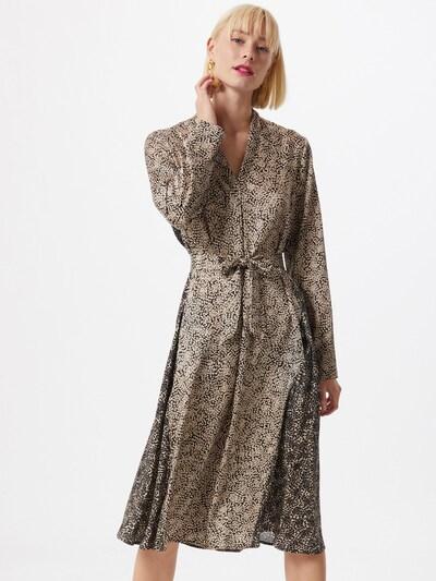 CINQUE Kleid 'Ciero' in beige / schwarz, Modelansicht