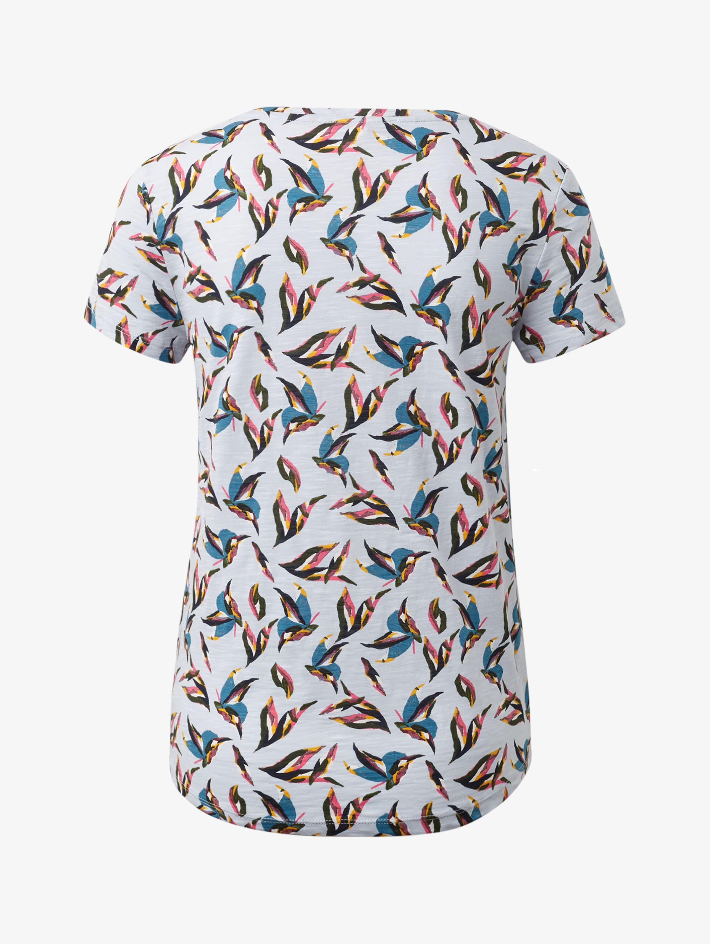 Denim shirt Tom In Tailor MischfarbenWeiß T EH2ID9