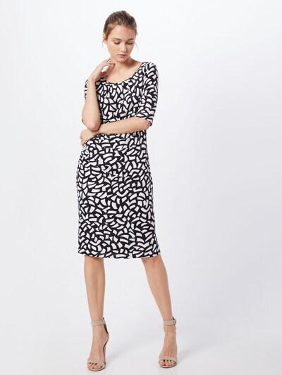 heine Kleid in schwarz / weiß, Modelansicht