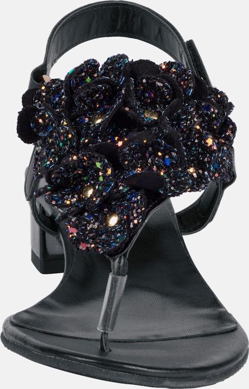 heine Dianette mit Blütenapplikation