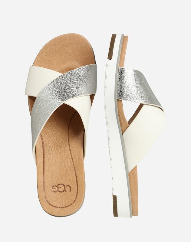 UGG 'Kari Metallic' Sandale
