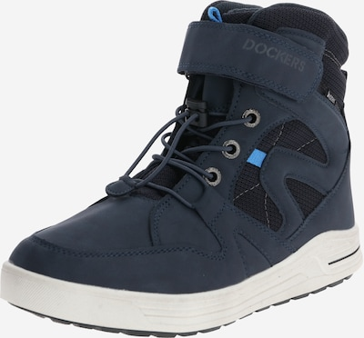 Dockers by Gerli Stiefel '45RO702' in nachtblau, Produktansicht