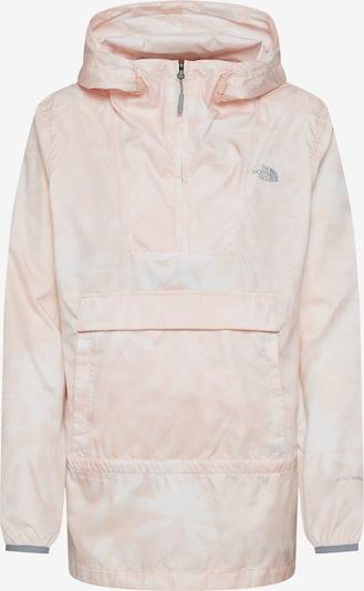 THE NORTH FACE Functionele jas 'Fanorak' in de kleur Grijs / Rosa / Wit, Productweergave