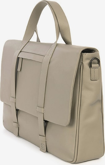 TUCANO Aktentasche Leather bag in beige, Produktansicht